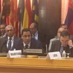 الأنشطة الختامية لوفد موريتانيا بواشنطن (إيجاز صحفي)