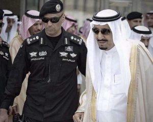 مقتل الحارسي الشخصي للعاهل السعودي و وزراء ومسؤولون سامون ينعونه ويشهدون له بحب الوطن وخدمته صحيفة الصدى