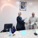 التوقيع على محضر الجولة الثانية من المفاوضات الموريتانية الأوروبية