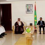 """الوزير الأول يستقبل بعثة من الصندوق السعودي للتنمية وأخرى من """"الاسلامي للتنمية"""""""