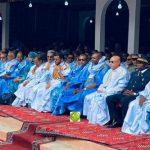 رئيس الجمهورية يشرف على انطلاق النسخة التاسعة من مهرجان المدن القديمة في شنقيط