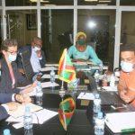وكالة ترقية الاستثمار تنظم لقاء  مع ممثلي عدد من الشركات الصغيرة