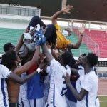 أزرق موريتانيا يكتب التاريخ محققًا تأهلًا غير مسبوق إلى الدور الثاني من كأس الكونفدرالية الافريقية