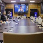 محافظ البنك الدولي يشيد بدعم صندوق النقد الدولي للاستراتيجية الوطنية لمواجهة كورونا